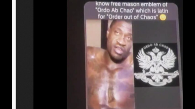 George Floyd Chest Tattoo: What? George Floyd Is NOT DEAD Afterall?! This Has Been