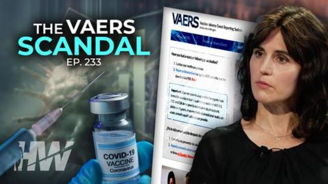 The Vaers Scandal - The Highwire with Del Bigtree
