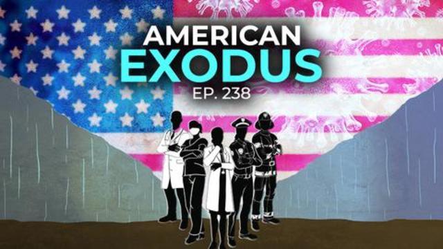 American Exodus! - Del Bigtree's Highwire Must Video