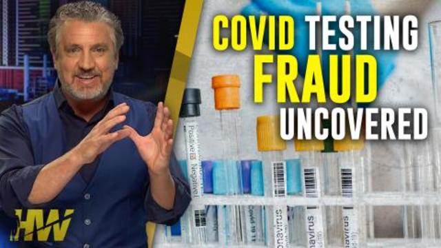 COVID TESTING FRAUD UNCOVERED