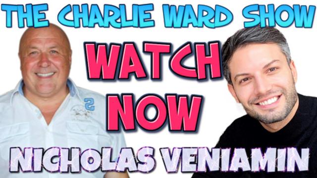 Charlie Ward: Quantum Financial System With Nicholas Veniamin! - Must Video
