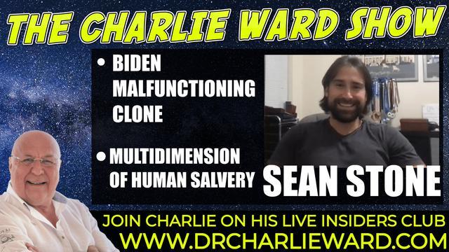 Charlie Ward & Sean Stone: Best Kept Secret! Biden Malfunctioning Clone! - Must Video