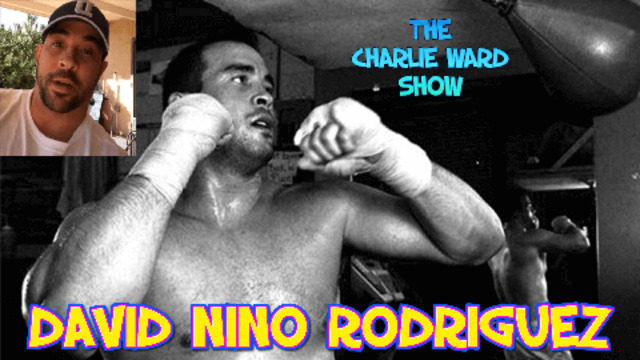Charlie Ward: March Madness With The Champ David Nino Rodriguez! - Must Video