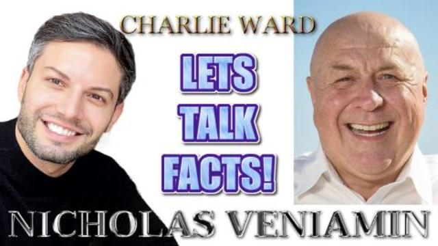 Charlie Ward & Nicholas Veniamin Talk Facts! - Must Video