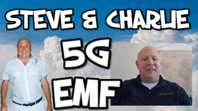 Charlie Ward & Steve Lepkowski Discuss Voter Fraud, 5G EMF Radiation, Vaccine Shedding & More! - Must Video