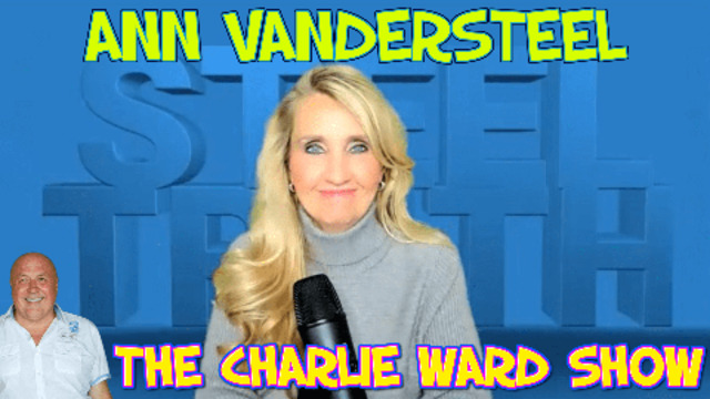 Ann Vandersteel & Charlie Ward: Save America President Donald Trump! - Must Video