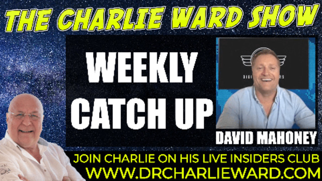 """Charlie Ward: Going Back To The Beginning With David Mahoney!! """"Military Tribunals Happened At The White House""""!! - Must Video"""