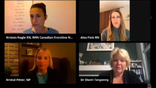 Dr. Sherri Tenpenny Talks With Nurses About The Great Deception! - Must Video