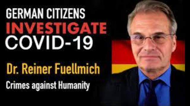 Dr Reiner Fuellmich - CRIMES AGAINST HUMANITY - prevedeno