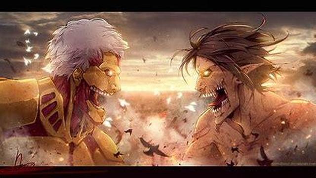 Attack on titan Shinzou wo Sasageyo English AMV