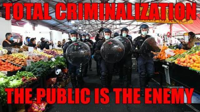 Total Criminalization