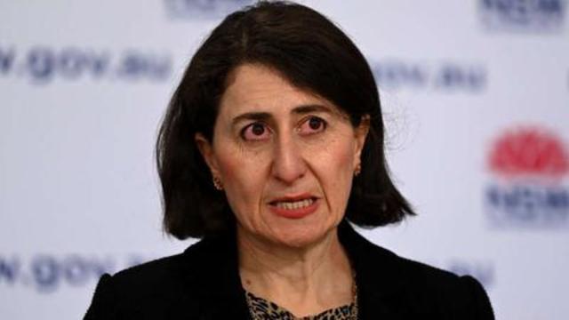 Gladys Berejiklian Takes Over The World