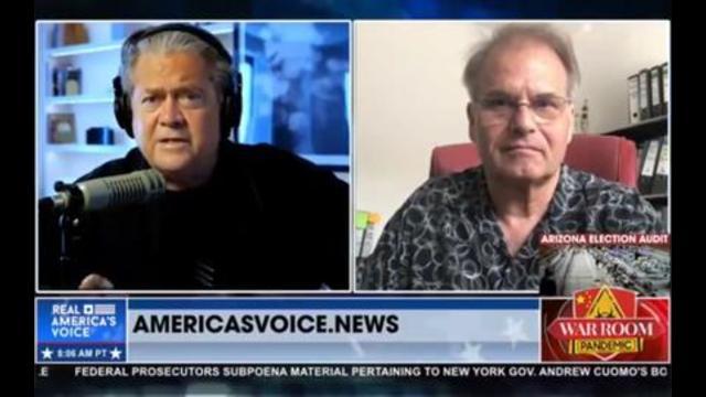USA: Reiner Fuellmich bei Steve Bannons War Room
