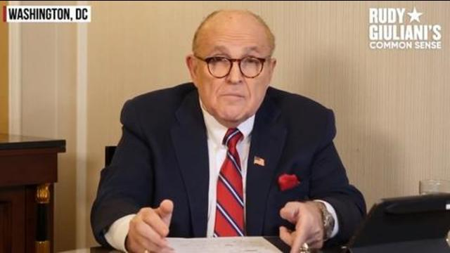 Rudi Giuliani Lays Out the Growing Video Evidence of the January 6th Capital False Flag! - Must Video