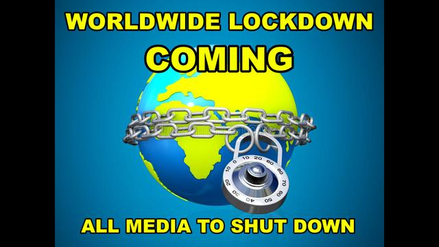 Worldwide Lockdown Coming! News Media to Shutdown! People Shocked by Obama Crimes! - Must Video
