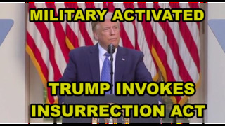 Trump Signs Insurrection Act! General Michael Flynn to Be Appointed Vice President! - Must Video