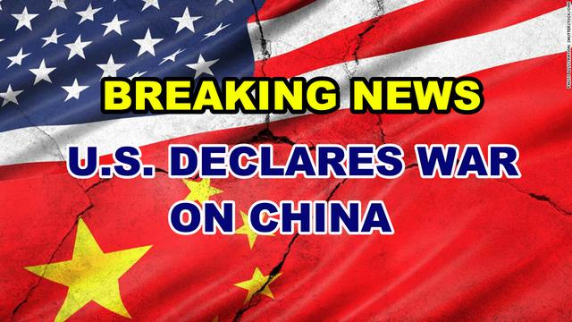 US Has Just Declared War on China! - Simon Parkes Must Video