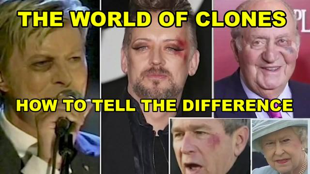 See for Yourself the World of Clones & How You Can Tell the Difference! - Must See Video
