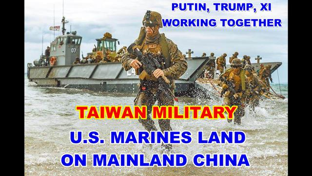 Scott McKay: US Forces to Land on Mainland China, CCP Dissolved, Trump Returns