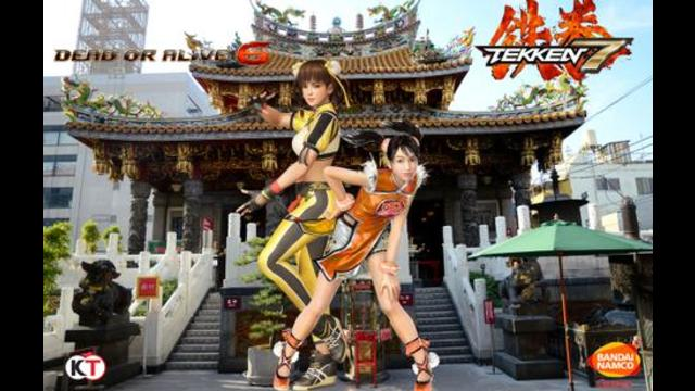 Lei Fang Dead Or Alive 6 And Ling Xiaoyu Tekken 7 Custom Images, Photos, Reviews