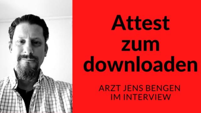 Jens Bengen Attest Download