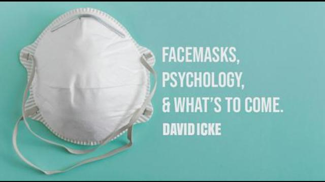 Facemasks, psychology & what's to come