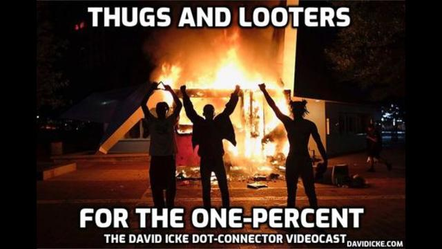 Thugs And Looters For The One Percent – David Icke Dot-Connector
