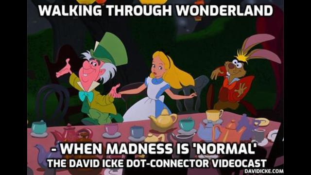Walking Through Wonderland – When Madness Is Normal