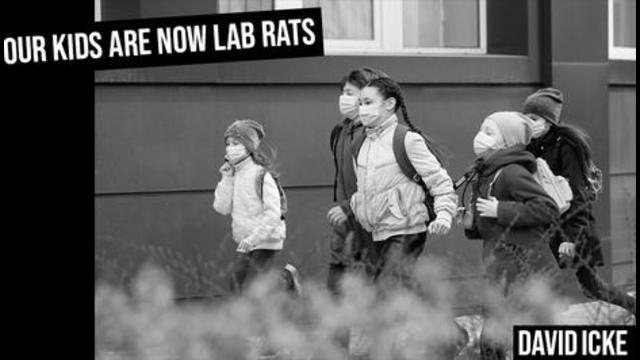 Our Kids Are Now Lab Rats – David Icke
