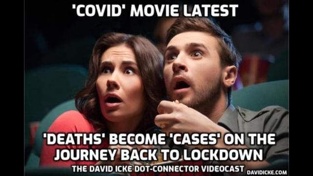 'Covid' movie latest – 'deaths' become 'cases' on the road back to lockdown