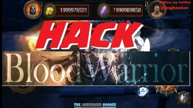 UNBELIEVABLE!!! Get 2000000000 GEMS and instant Kill all Monsters in Blood  Warrior PvP ONLINE