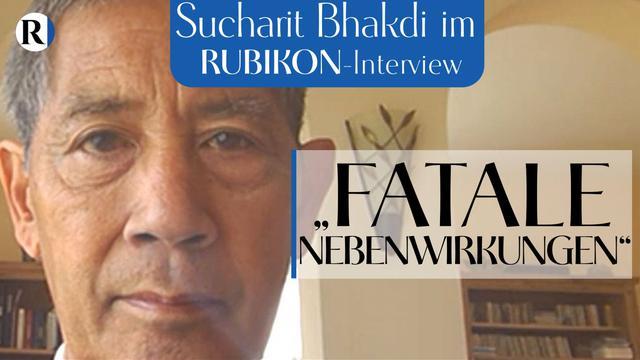 """RUBIKON: Im Gespräch: """"Fatale Nebenwirkungen"""" (Sucharit Bhakdi und Flavio von Witzleben)"""