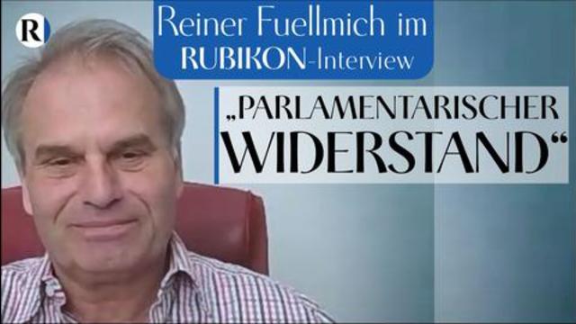 """RUBIKON: Im Gespräch: """"Parlamentarischer Widerstand"""" (Reiner Fuellmich und Jens Lehrich)"""