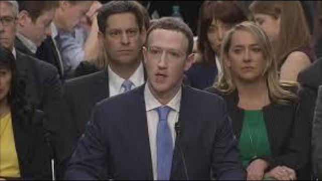 Zuckerburg for FaceBook Questioned By Congress