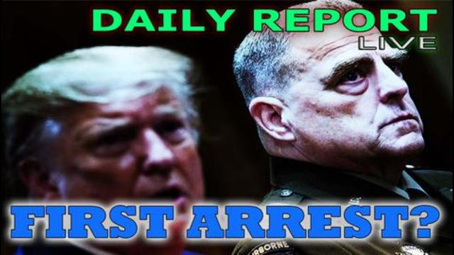 Things Just Got Very Interesting! First Arrest? - Truth & Art TV Must Video