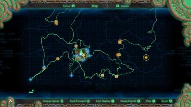 Breath Of The Wild Hero S Path