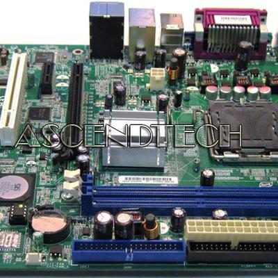 Foxconn 661M08-FX-6LS Socket 775 Motherboard With Intel Pentium 4 3.00 Ghz Cpu
