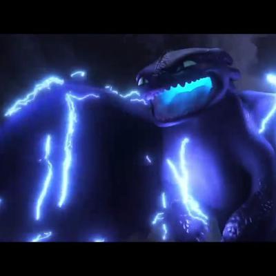 Como entrenar a tu dragon 3 español latino
