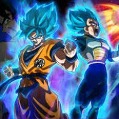 Ver pelicula dragon ball super broly online